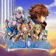 Alvastia Chronicles PS Vita