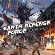EARTH DEFENSE FORCE:IRON RAIN PS4