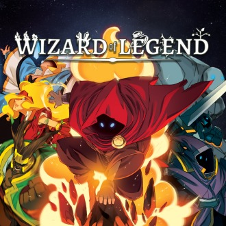 Wizard of Legend PS4