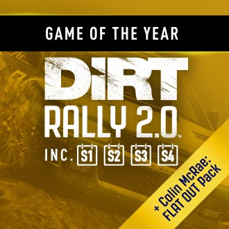 DiRT Rally 2.0 - Super Deluxe Edition PS4
