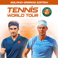 Tennis World Tour: Roland-Garros Edition PS4