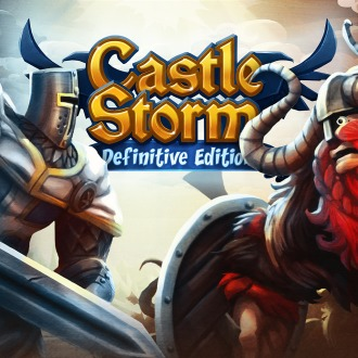 CastleStorm Definitive Edition PS4