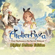 Atelier Ryza: Digital Deluxe Edition PS4