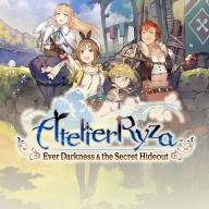 Atelier Ryza: Ever Darkness and the Secret Hideout PS4