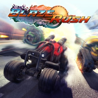 BlazeRush PS3