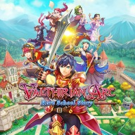 Valthirian Arc: Hero School Story PS4