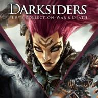 Darksiders: Fury's Collection - War and Death PS4