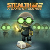 Stealth Inc 2: A Game of Clones PS4