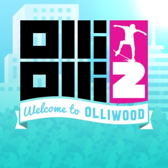 OlliOlli2: Welcome to Olliwood PS4