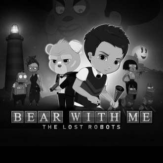 Bear With Me: The Lost Robots Trial PS4