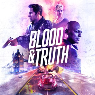 Blood & Truth - Demo PS4