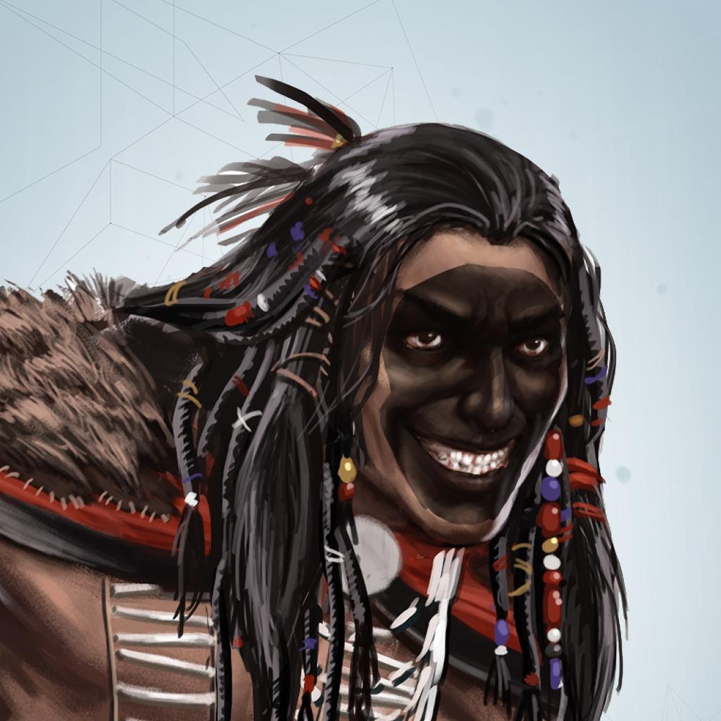 Assassin's Creed® III - Coyote Man 2 Avatar