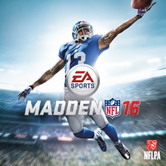 2663480987 Madden NFL 16 Standard Edition no PS3