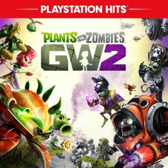 Plants vs. Zombies™ Garden Warfare 2: Standard Edition PS4