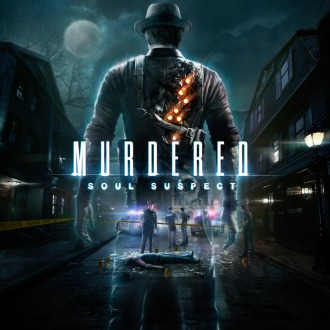 MURDERED: SOUL SUSPECT™ ' PS4