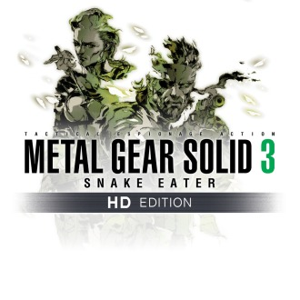 Metal Gear Solid 3: Snake Eater - HD Edition PS3