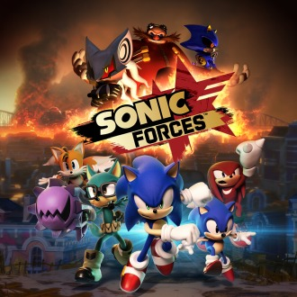 SONIC FORCES Digital Standard Edition PS4