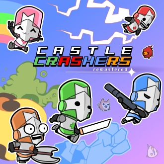 Castle Crashers Remastered PS4