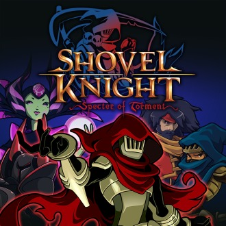 Shovel Knight: Specter of Torment PS4