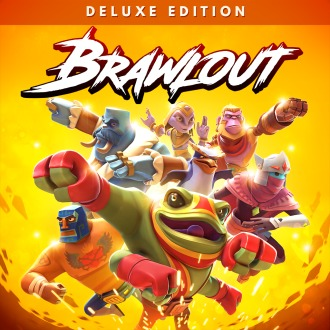 Brawlout Deluxe Edition PS4