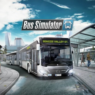 Bus Simulator PS4
