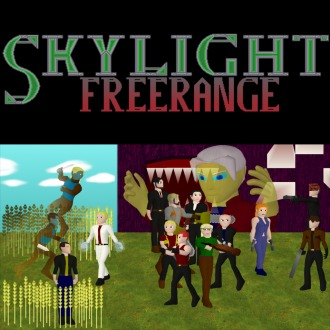 Skylight Freerange PS4