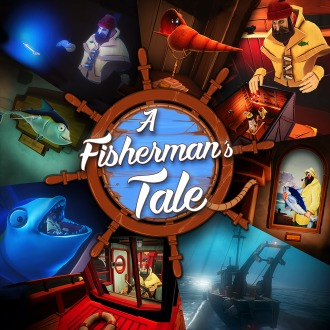 A Fisherman's Tale PS4