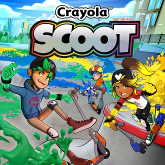 Crayola Scoot PS4