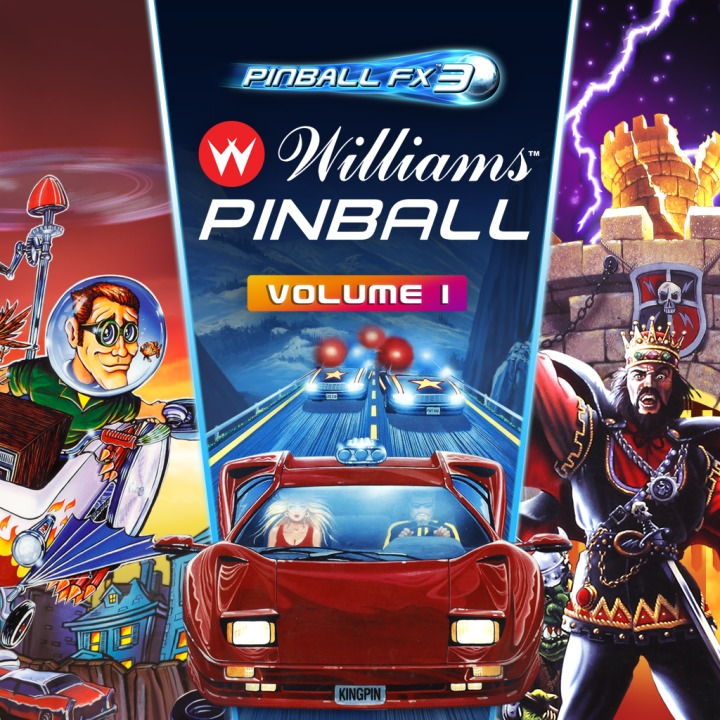 Pinball FX3 - Williams™ Pinball: Volume 1