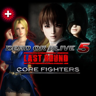 DOA5LR: Core Fighters + Helena PS3