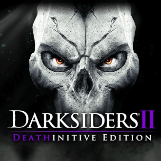 Darksiders II Deathinitive Edition PS4