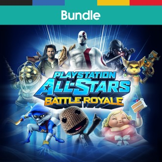 PlayStation® All-Stars Ultimate Bundle PS3