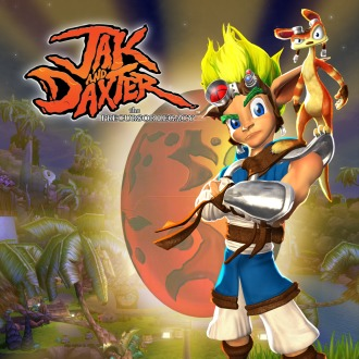Jak and Daxter: The Precursor Legacy™ PS4