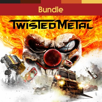 Twisted Metal Ultimate Bundle PS3