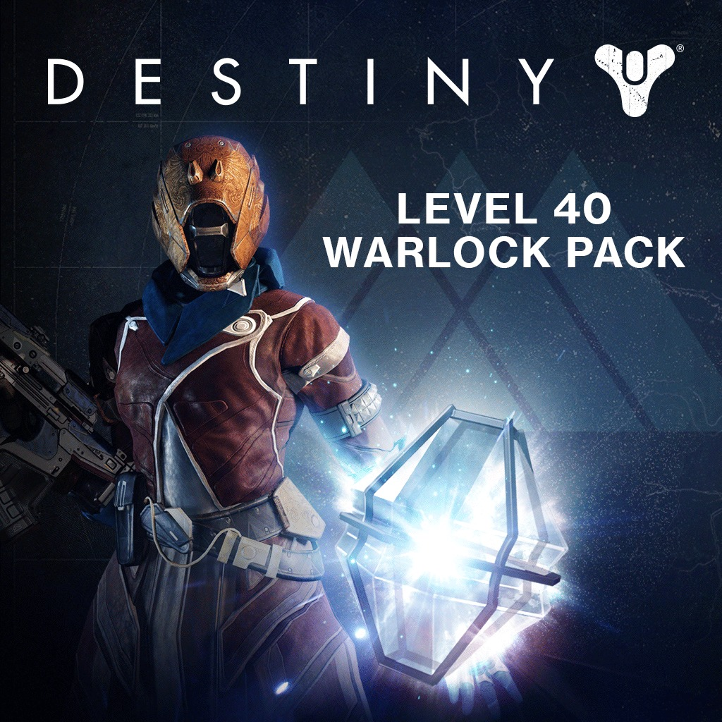 Destiny - Level 40 Warlock Pack