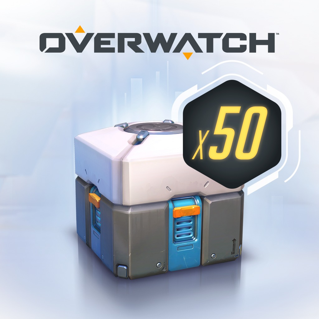 Overwatch - 50 Loot Boxes