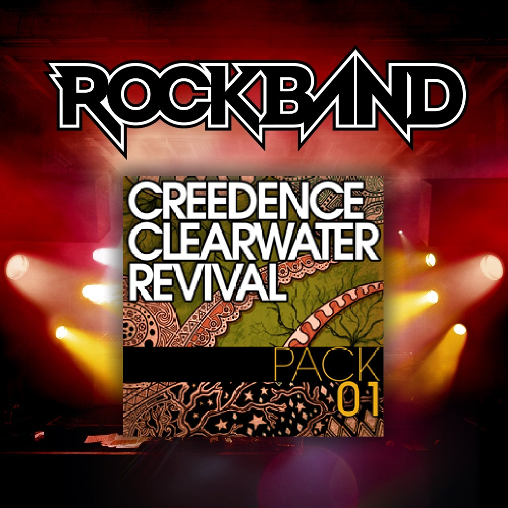 Creedence Clearwater Revival Pack 01