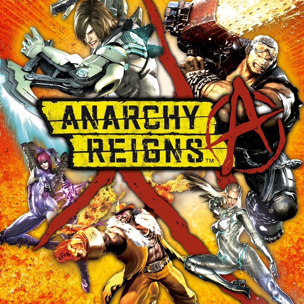 ANARCHY REIGNS™