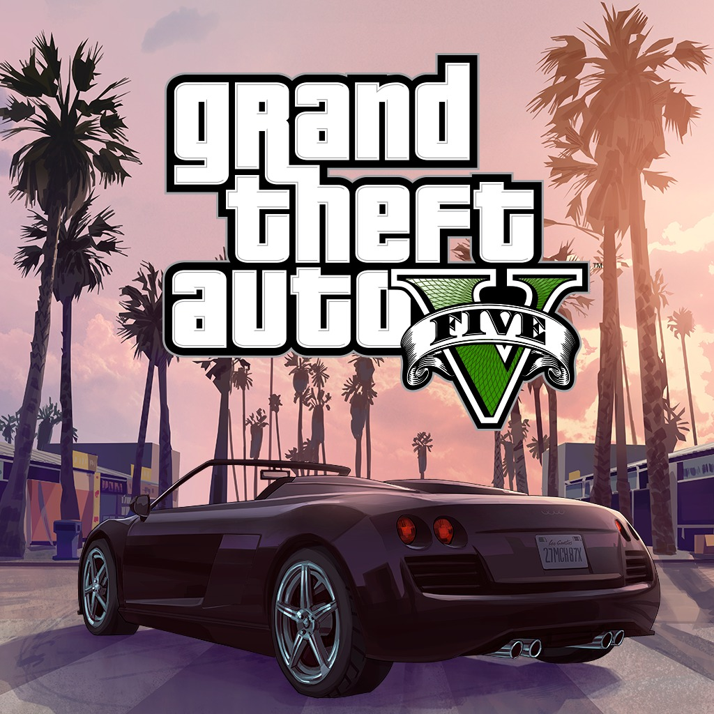 Grand Theft Auto V for PS4™