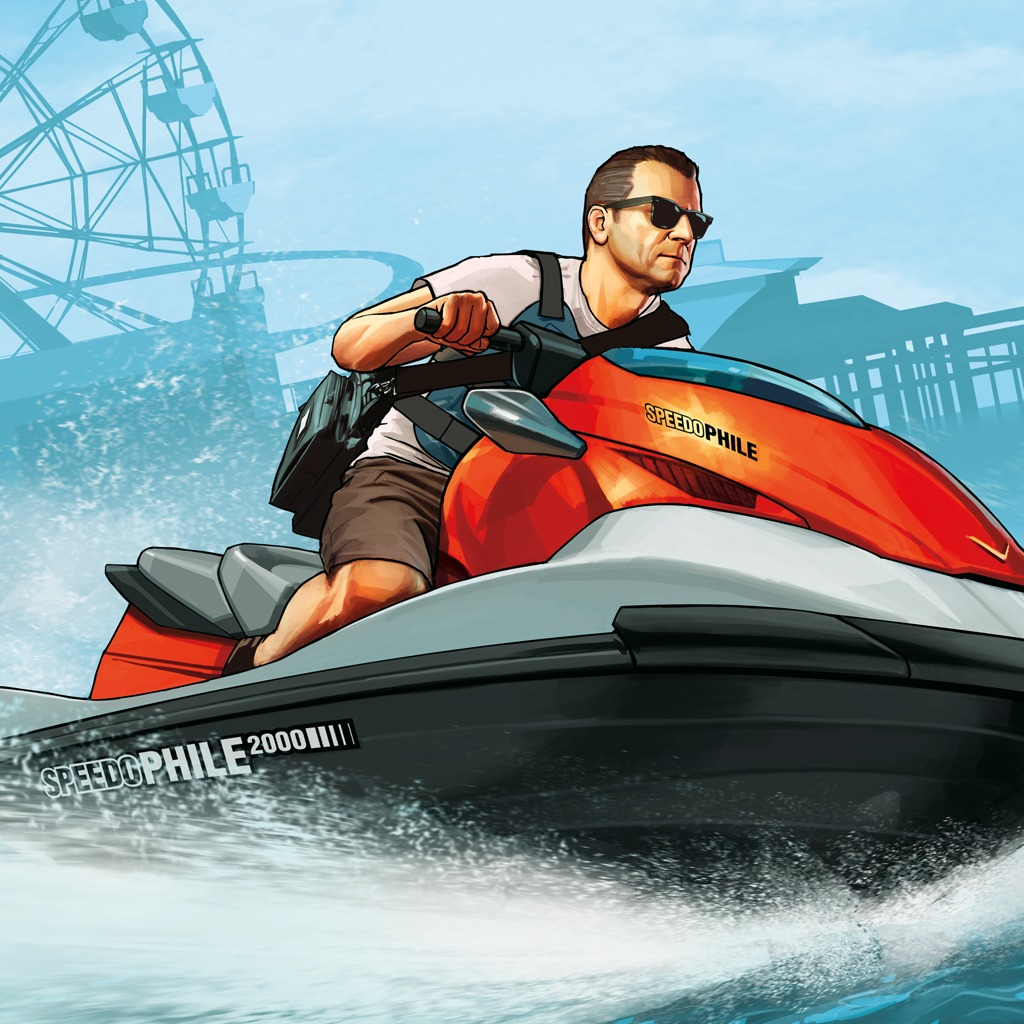 Grand Theft Auto Cash and Carry: By Sea Avatar