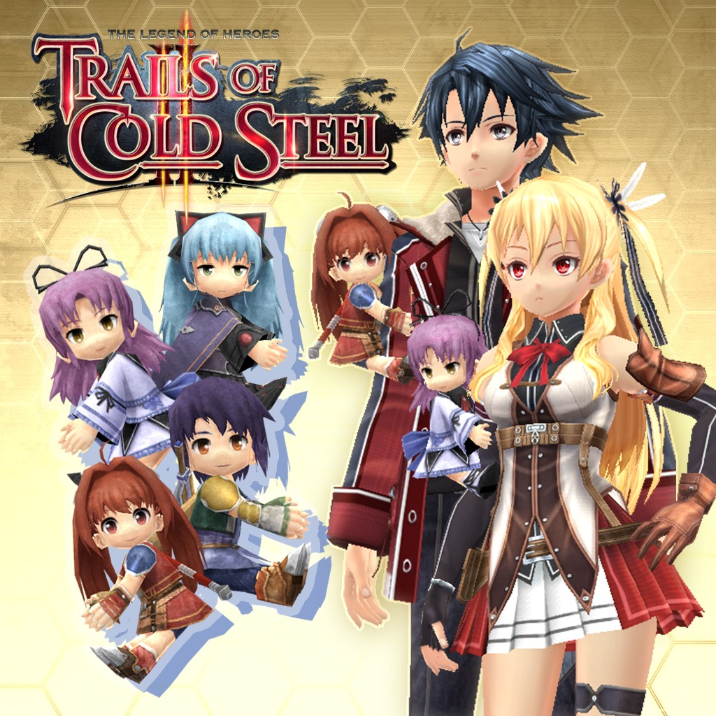 Trails of Cold Steel II — All Ride-Alongs