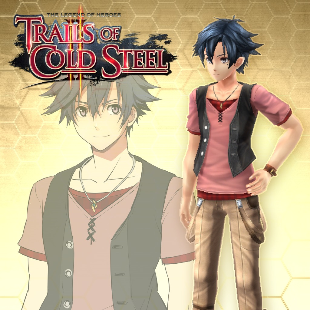 Trails of Cold Steel II — Rean's Casuals 2