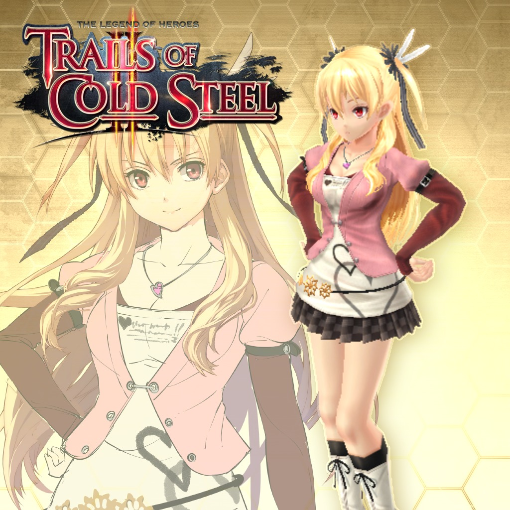 Trails of Cold Steel II — Alisa's Casuals 2