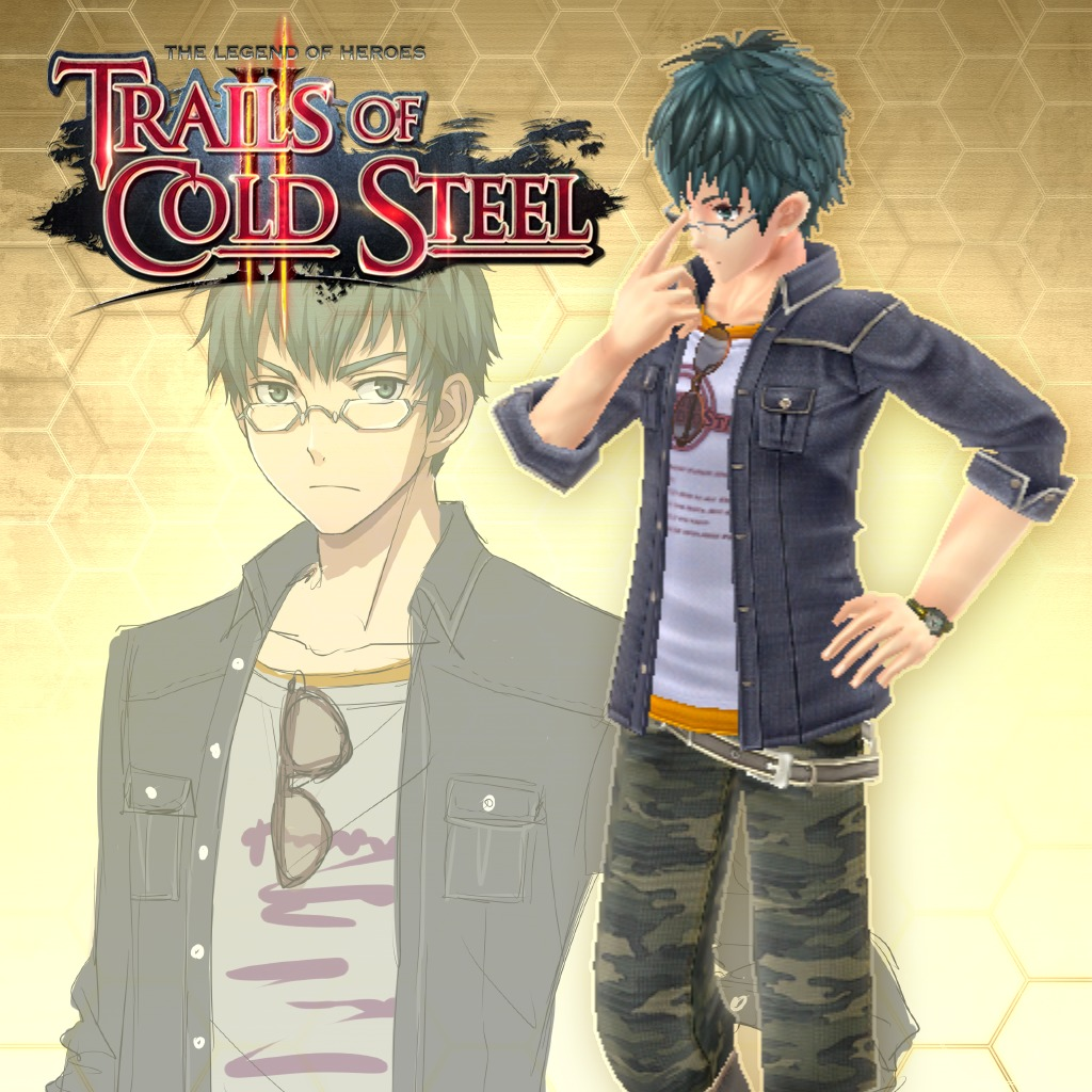 Trails of Cold Steel II — Machias' Casuals 2