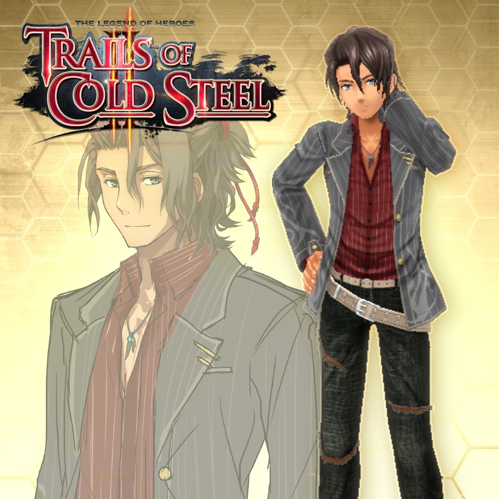Trails of Cold Steel II — Gaius' Casuals 2