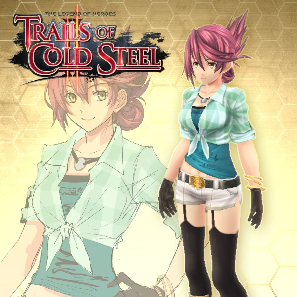 Trails of Cold Steel II — Sara's Casuals