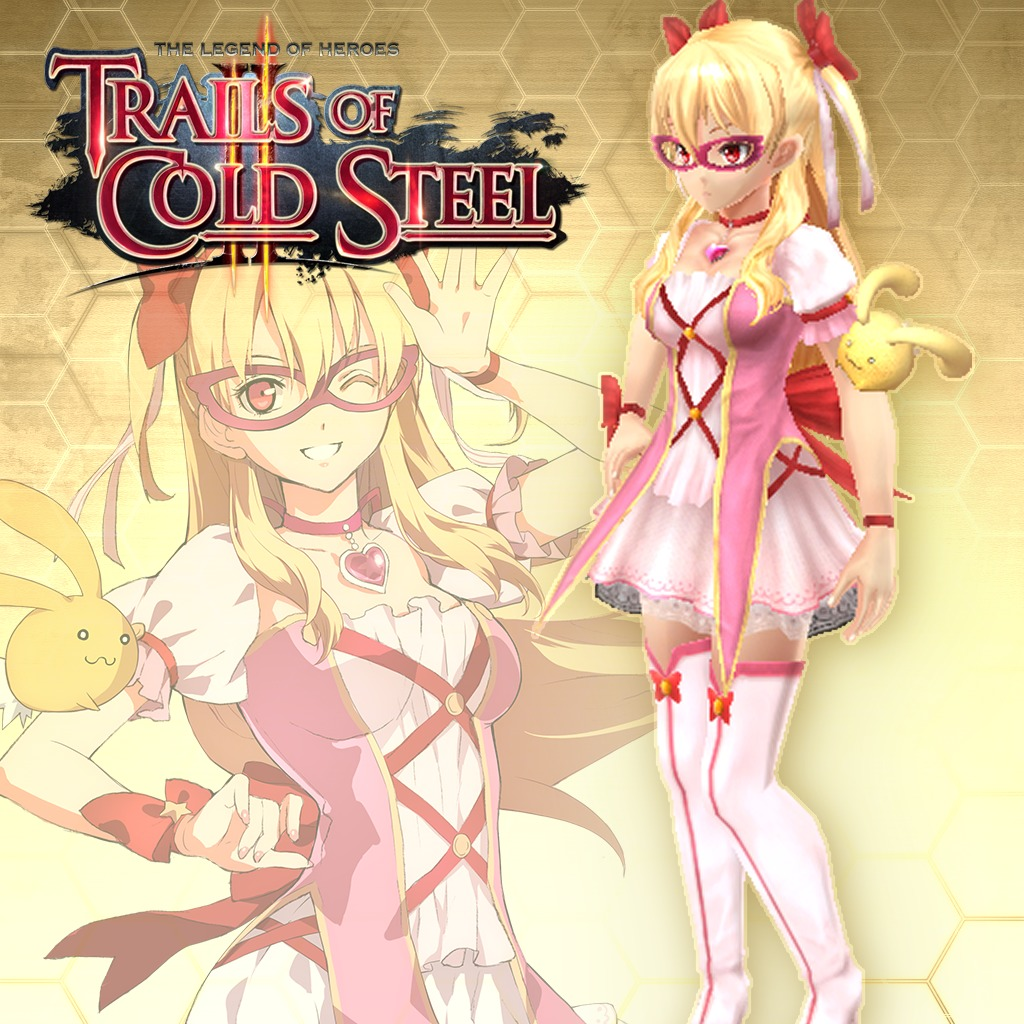 Trails of Cold Steel II — Alisa's Unspeakable Costume