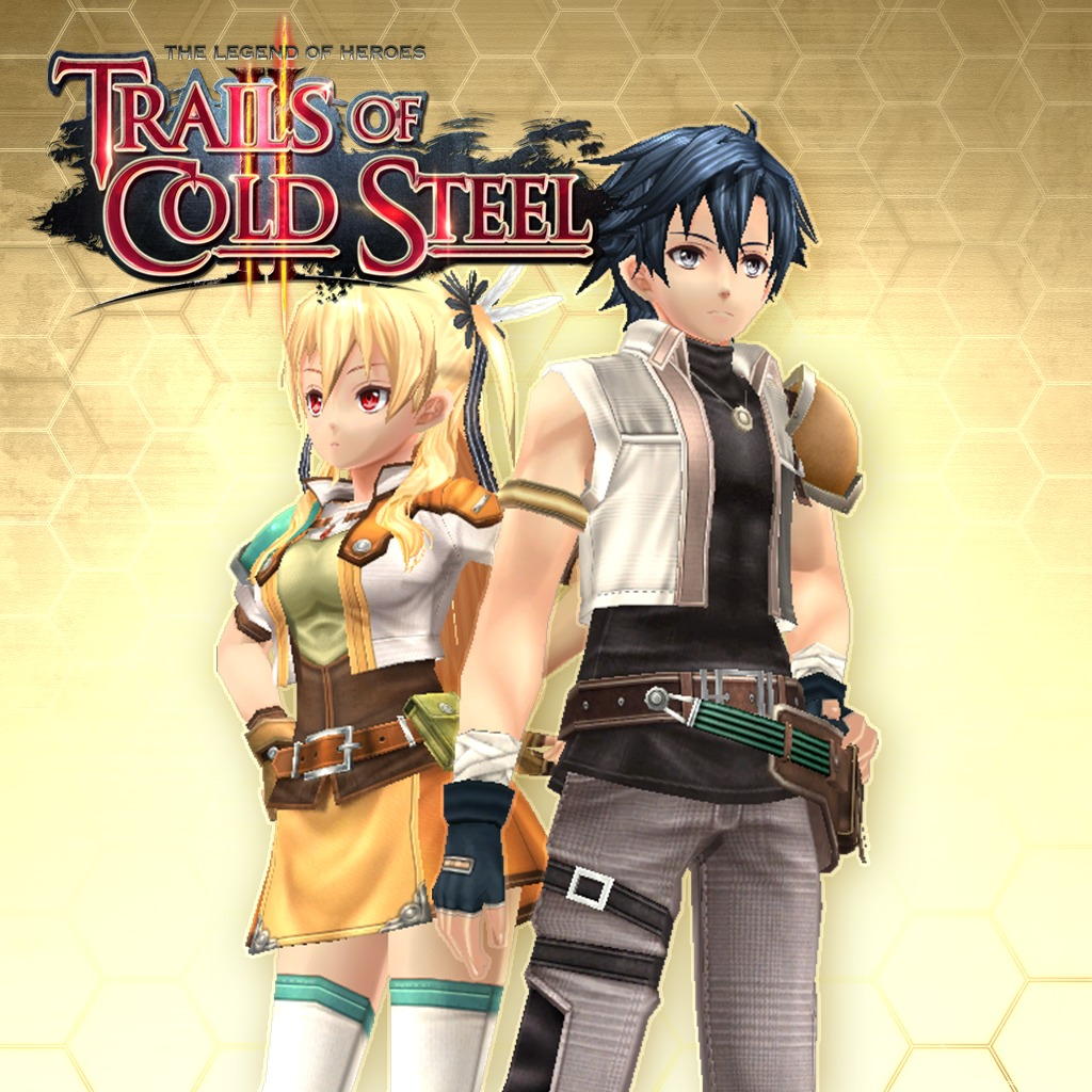 Trails of Cold Steel II — Trails in the Sky Set