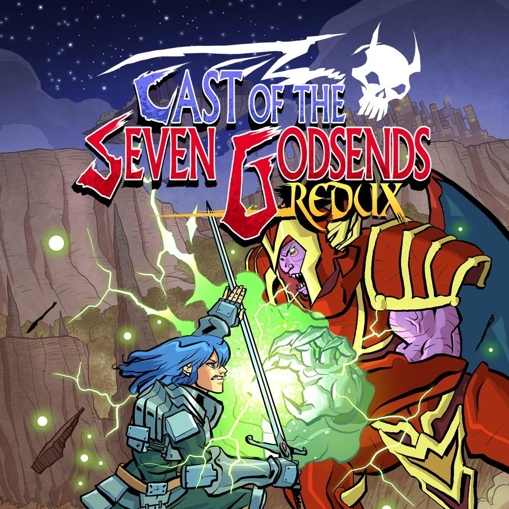 Cast of the Seven Godsends – Redux