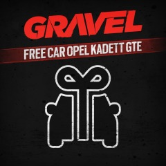 Gravel Free car Opel Kadett GTE on PS4 | Official